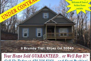 9 Brumby Trail Ellijay, GA 30540